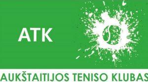 Aukštaitijos teniso klubas logo