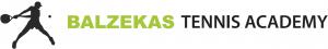 Balzekas tennis school logo