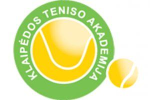 Klaipėdos teniso akademija logo