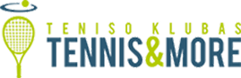 VšĮ Tennis and More logo