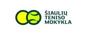 Šiaulių teniso akademija logo