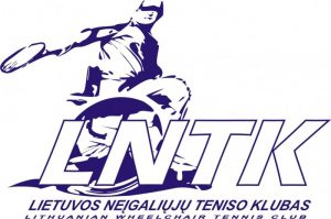 Lietuvos neįgaliųjų teniso klubas logo