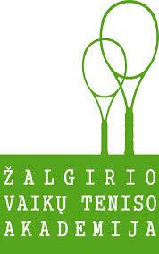 VšĮ Žalgirio vaikų teniso akademija logo