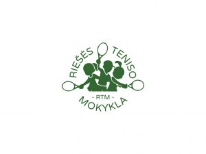 Riešės Teniso Mokykla logo